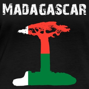 Nation Design Madagascar Baobab - Women's Organic Longsleeve