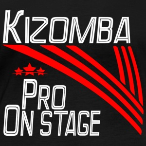 Kizomba Pro - On Stage white - Pro Dance Edition - Women's Organic Longsleeve