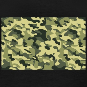 camouflage - T-shirt manches longues bio Stanley & Stella Femme