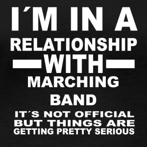 Relationship with MARCHING BAND - Women's Organic Longsleeve