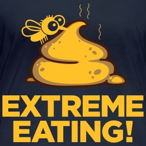 Extreme Eating - T-shirt manches longues bio Femme