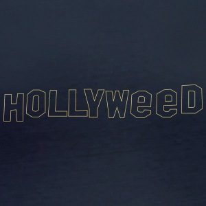 Hollyweed shirt - T-shirt manches longues bio Stanley & Stella Femme