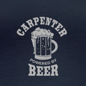 CARPENTER powered by BEER - Women's Organic Longsleeve