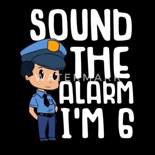 6 Year Old Boy Birthday Gift Policeman Police Von