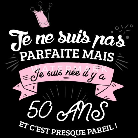 50 Ans Anniversaire Humour Robe Sweat Femme Spreadshirt