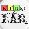 King of the Lab (DDP) - Badge grand 56 mm