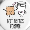 Best friend forever - Buttons groot 56 mm
