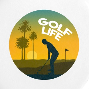 Vie Golf! LA VIE DE GOLF - Badge grand 56 mm