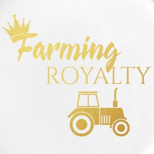 Farmer / Farmer / Bauer: Farming Royalty - Buttons/Badges stor, 56 mm