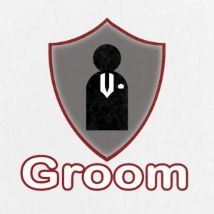 groom - Buttons groß 56 mm