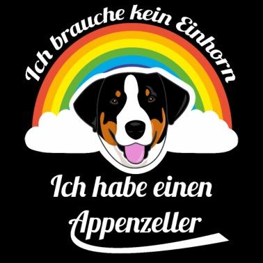 Ja Appenzeller Sennenhund Frauen Premium Hoodie Spreadshirt