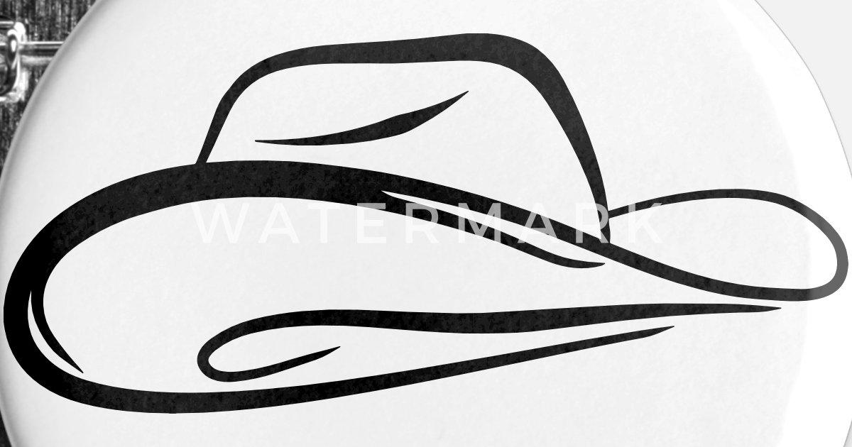 Skizze Cowboyhut von namo   Spreadshirt