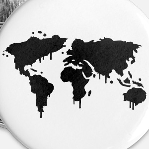 World Maps Graffiti
