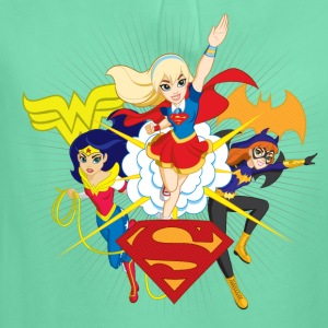 DC Super Hero Girls Wonder Woman Supergirl Batgirl