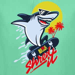 Animal Planet Humour Cool Skateboarding Shark