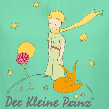 Der Kleine Prinz Mit Fuchs Zitat Erwachsene Mädchen T Shirt