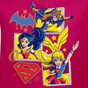 DC Super Hero Girls Batgirl Wonder Woman Supergirl