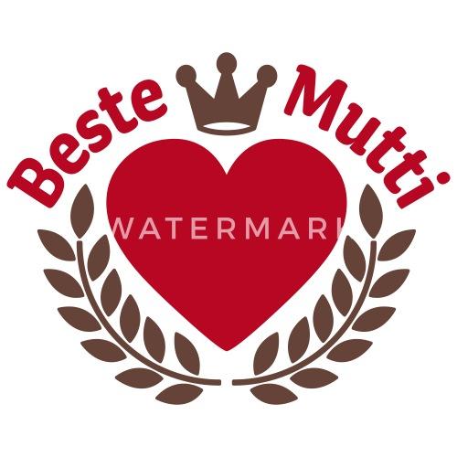 Beste Mutti Der Welt Beste Mutter Super Mutti Mom Mama Buttons Klein
