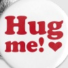 Hug me - Buttons small 25 mm
