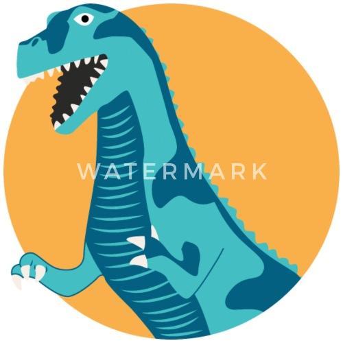 Camiseta De Dinosaurio De Dibujos Animados Regalo De Dinosaurio De T