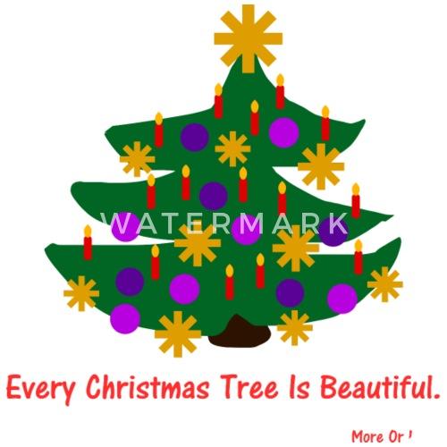 Christmas Tree Weihnachtsbaum Christbaum Geschenk Buttons klein | Spreadshirt