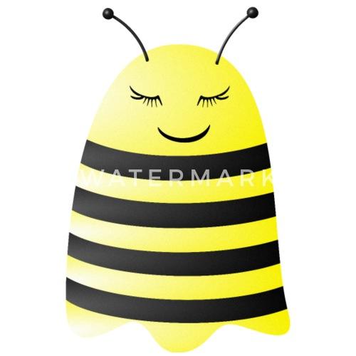 Niedliches Biene Geist Halloween Kostüm Für Kinder Buttons Klein 25 Mm 5er Pack Weiß
