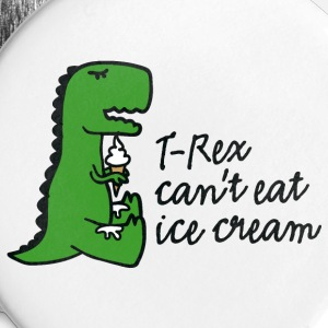 T-rex can't eat ice cream