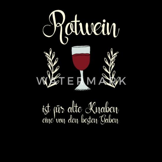 Wilhelm Busch Zitate Spruche Rotwein Geburtstag Schwangerschafts T Shirt Spreadshirt
