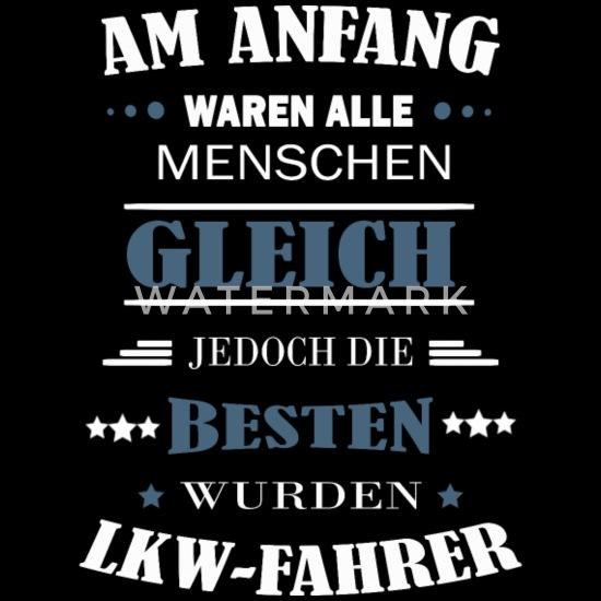 Die Besten Wurden Lkw Fahrer Lustiger Spruch Frauen Schwangerschafts T Shirt Schwarz