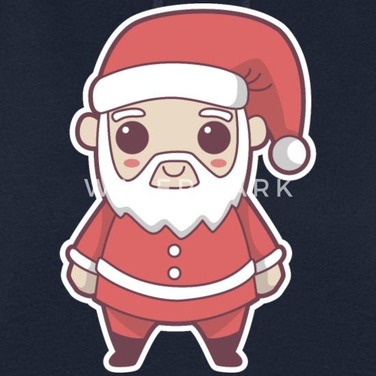 Regali Di Babbo Natale.Fumetto Di Regalo Di Natale Di Babbo Natale Felpa Con Cappuccio Donna Spreadshirt
