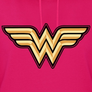 DC Comics Wonder Woman Logo Original