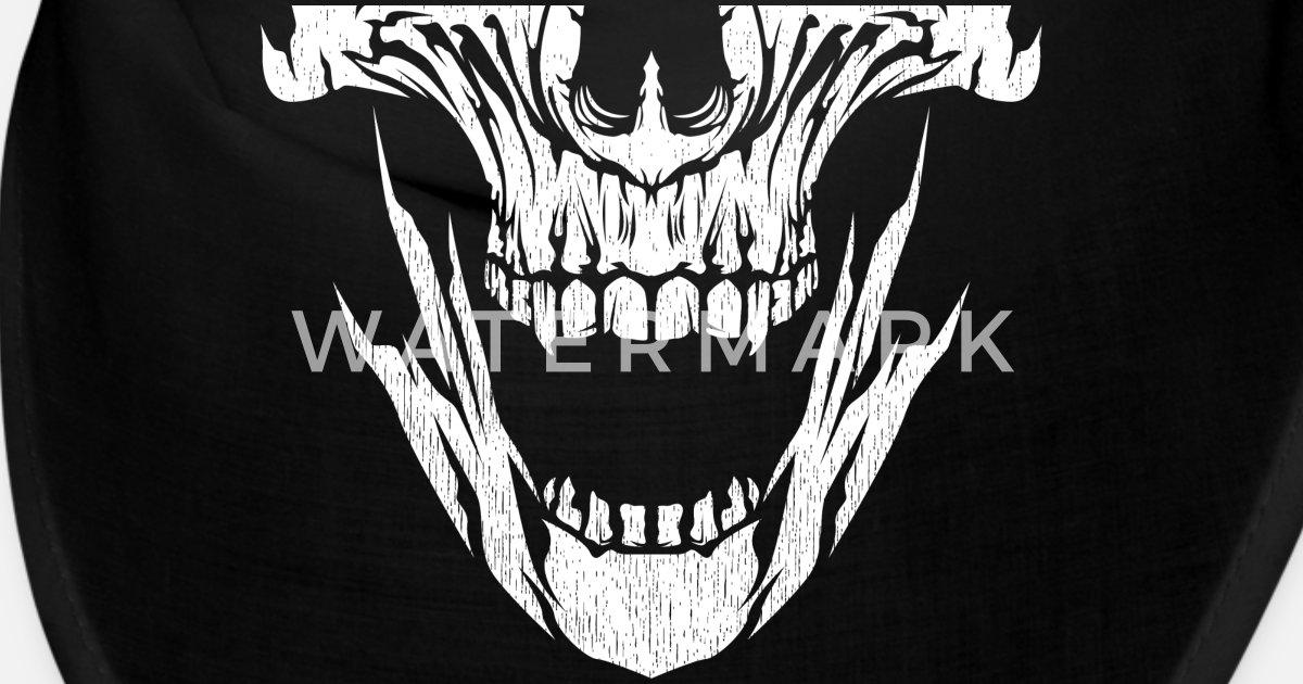 Totenkopf Maske Corona