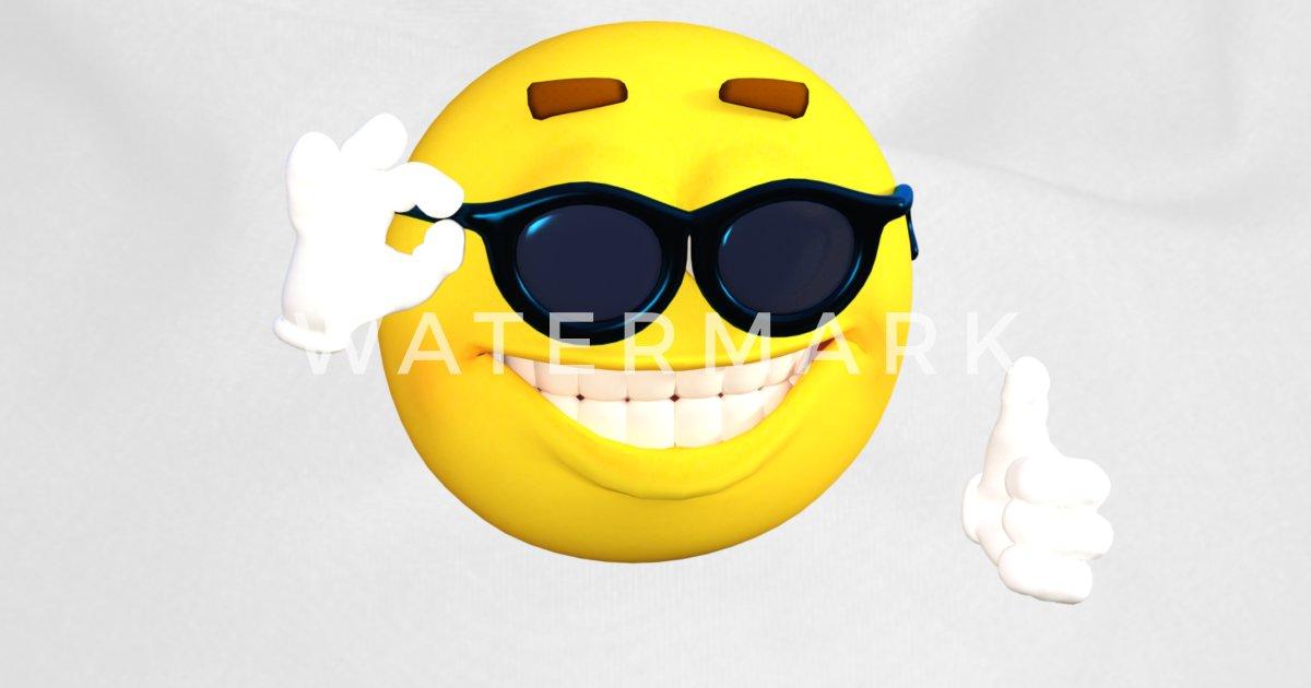 Emoji Pouce En L Air Bandana Pour Chien Spreadshirt