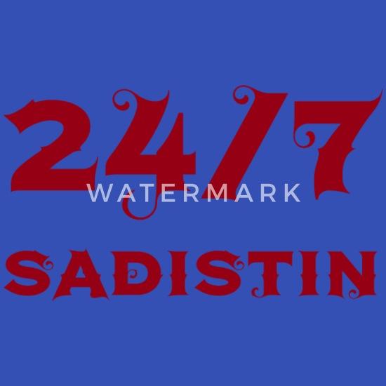 Sadistin was ist eine Sadismus: 10