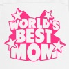 World's best MOM - world best MOM - mother's day - Cooking Apron