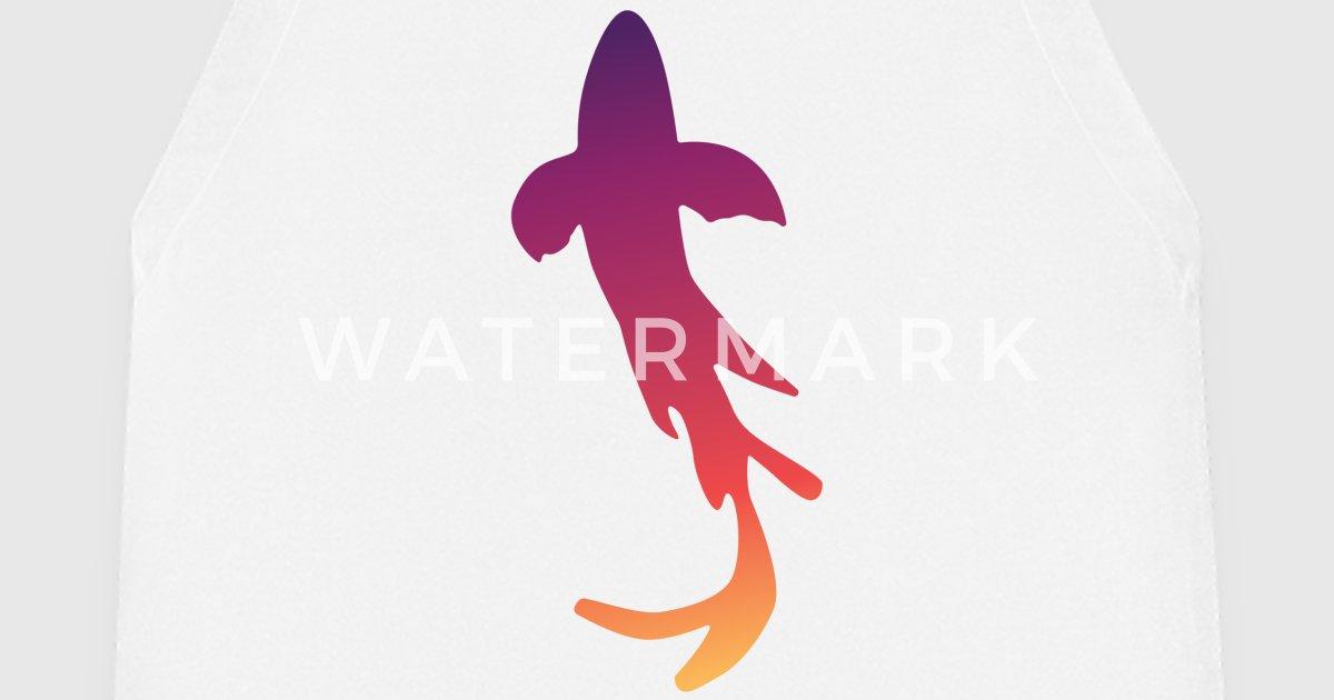 Regenbogen Fisch von Pandorave | Spreadshirt