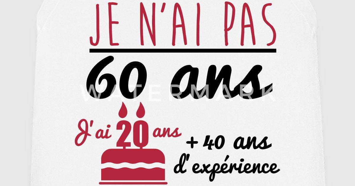 Pas 60 ans anniversaire cadeau d 39 anniversaire de kurzon - Dessin pour anniversaire 60 ans ...