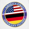 AMERICA FIRST GERMANY SECOND - Kochschürze