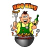BBQ King - Keukenschort