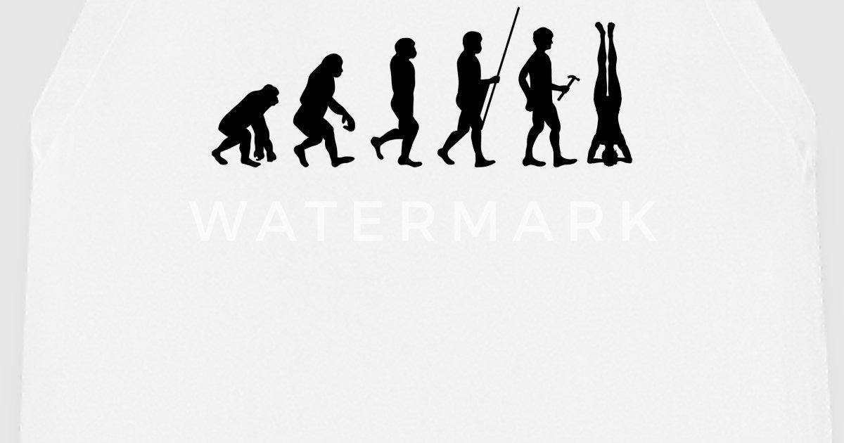 Evolution zum Sportler T-Shirt Geschenk Yoga von Shirtmastertwo ...