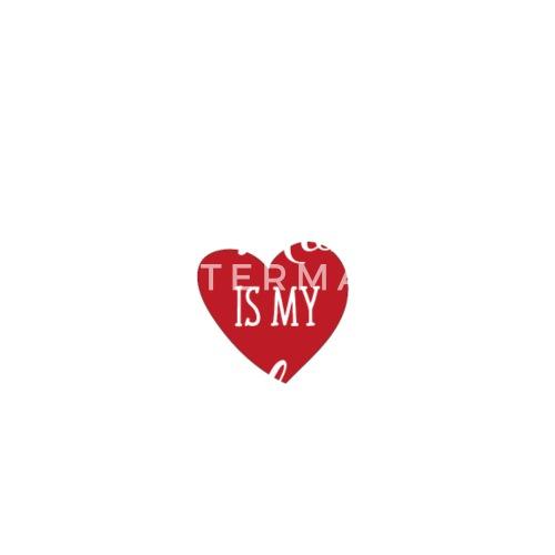 Liebe Valentinstag Geschenk Mama Ist Die Beste Schurze Spreadshirt
