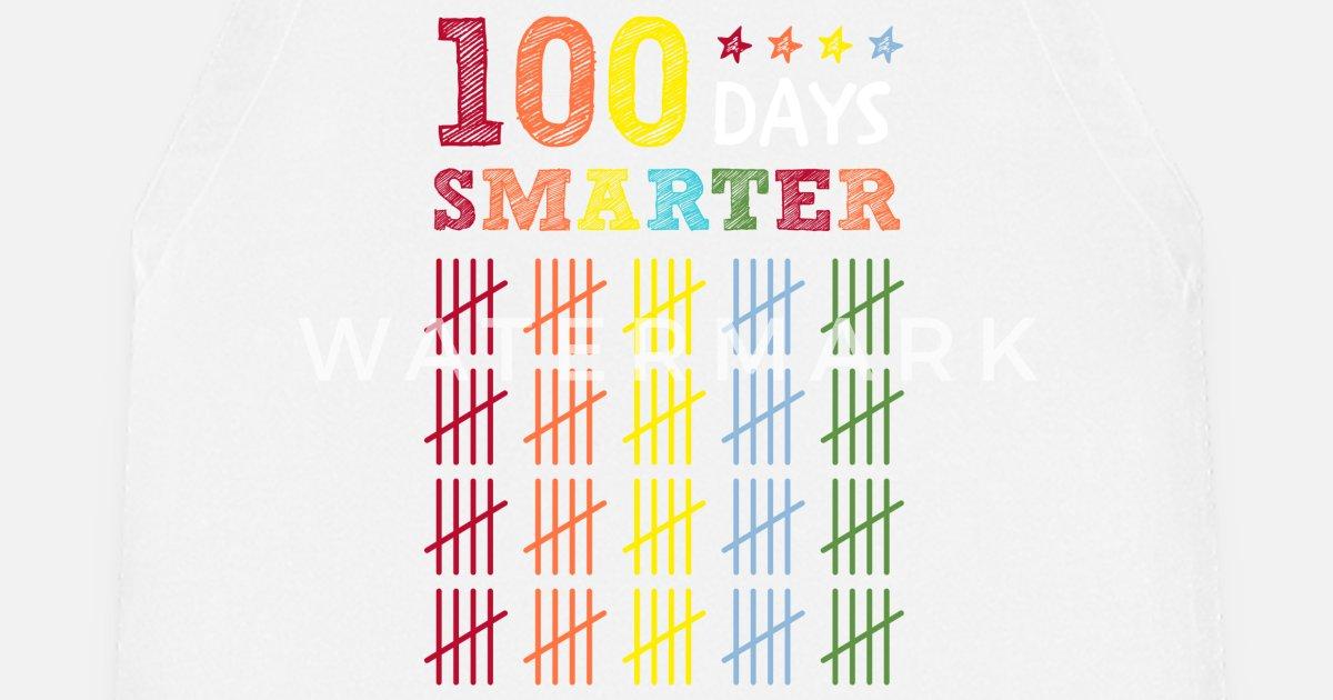 100 Tage Schule Schulbeginn Geschenk Lehrer Schüle von Awesome ...