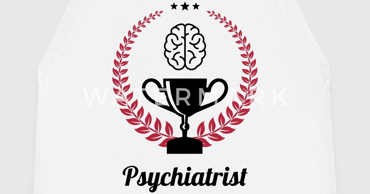 Psychologe / Psychiater / Psychoanalytiker / Job Schürze | Spreadshirt