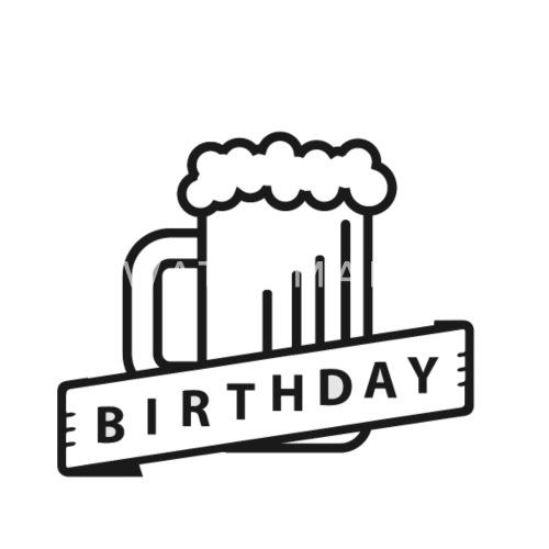 18ter Geburtstag Bier Masskrug Bierkrug Bier Schurze Spreadshirt