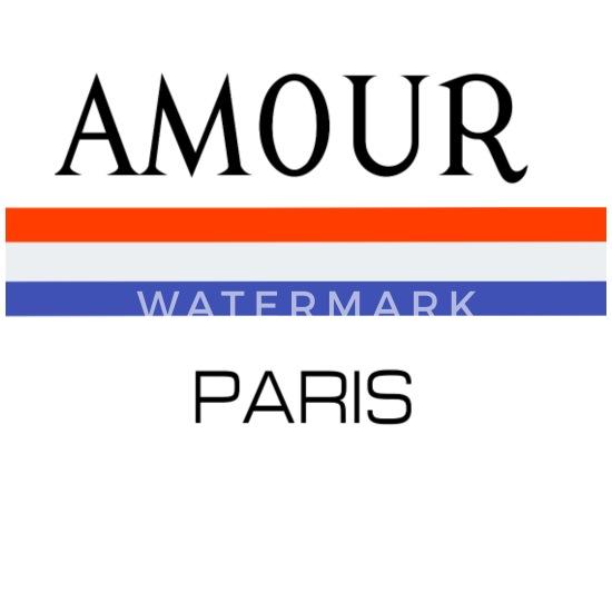 Idee Cadeau A Paris.Amour T Shirt Paris Idee Cadeau Tablier Spreadshirt