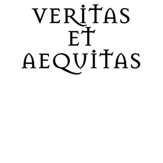 Veritas Et Aequitas Lateinische Sprüche Latein Schürze