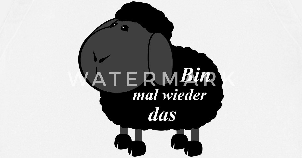 BAA moutons drôle TABLIER