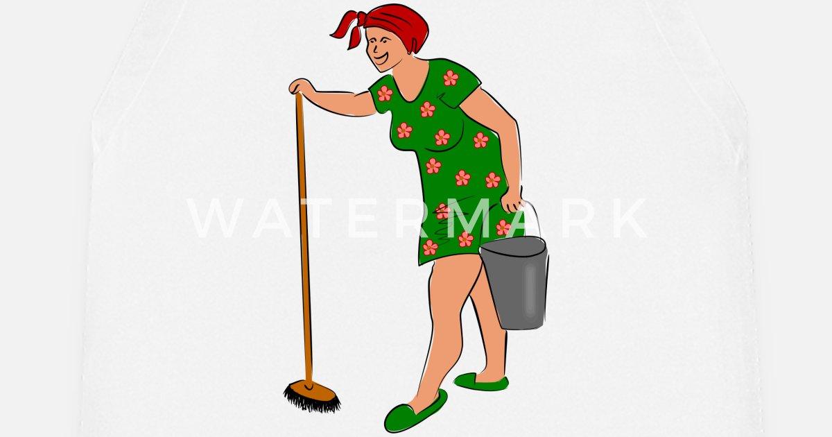 Haushaltshilfe Cartoon Haushälterin Zeichnung - Magd png herunterladen -  781*1024 - Kostenlos transparent png Herunterladen.