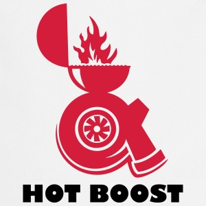 Hot Boost - Cooking Apron
