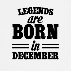 Legends föds i DECEMBER - Förkläde